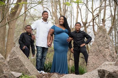 Chelsey Johnson Maternity Shoot