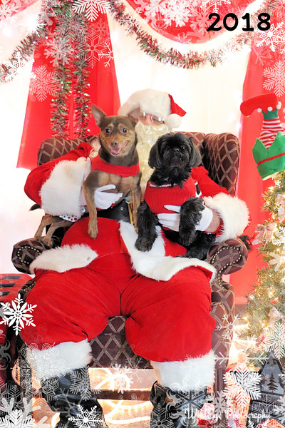 2018 Double J Santa Paws-Criswell