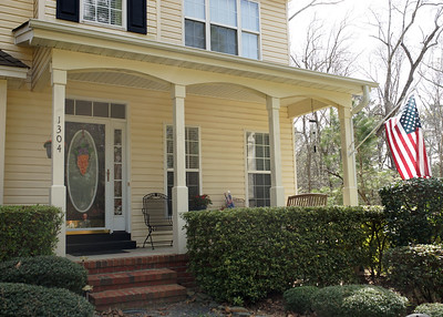 Dunbar Family Home Dedication