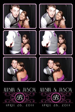 Alisha & Jason Myrtle Beach 4-26-14