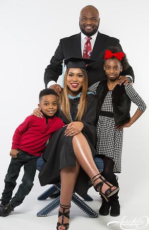 Edwards Family & Barbara's Grad Shoot