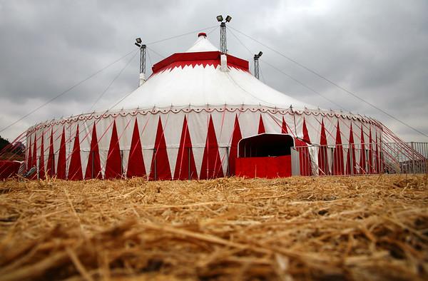 Cirque Berzerk 2009