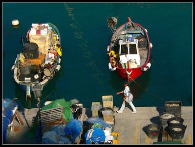 Lerici 2006: Boats