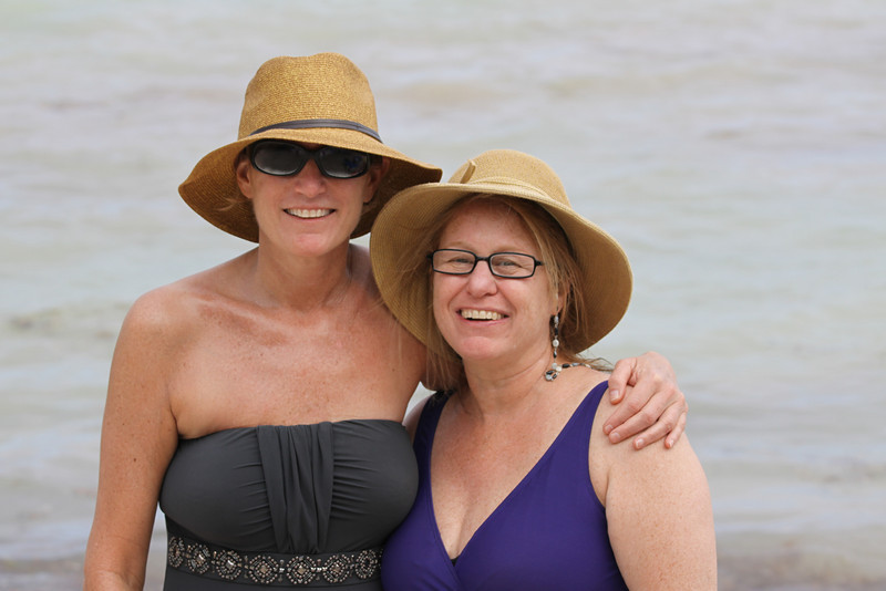 Bobbi and Laurie