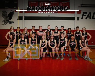 Brookwood track and field TF19