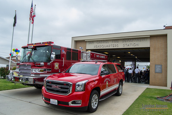 Fire Service Day 2016