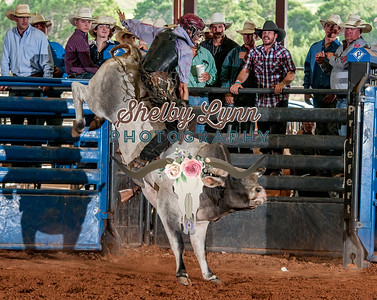 BAILEY KAY BULL RIDING