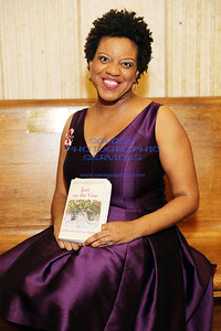 Jam On The Vine Author's Talk  With LaShonda Katrice Barnett 2-19-16