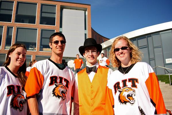 RIT Hockey Tailgate Parties 2010