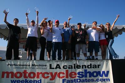 John Cabral / American Turbo Power Dominates Calendar Show Shootout!!