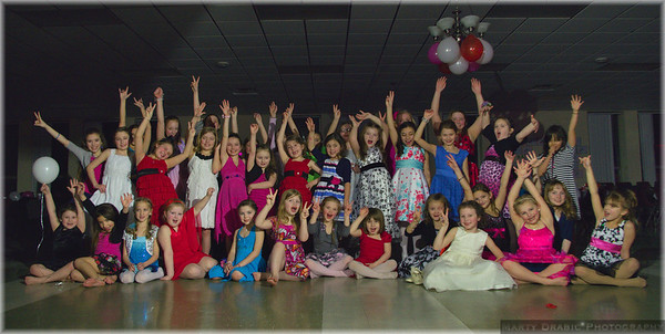 Girl Scout's Father Daughter Dance 2013
