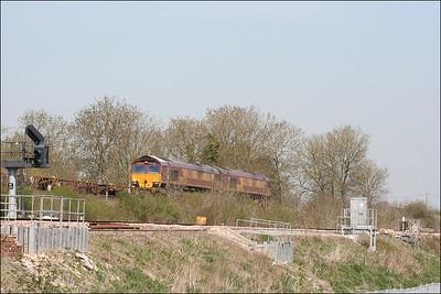 Rail Scene - 2010