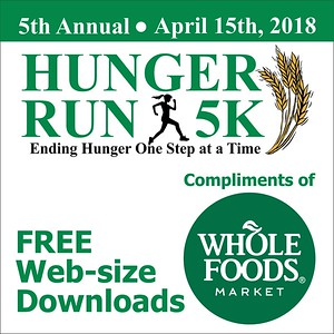 2018.04.15 The Hunger Run 5K