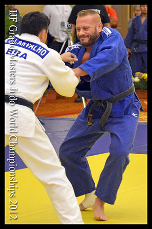 IJF Grand Masters Judo World Championships 2012