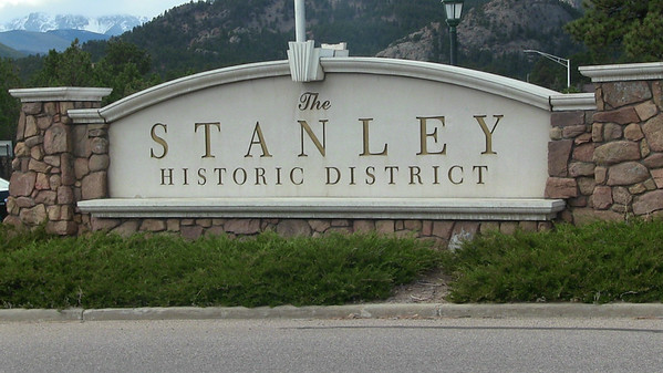 Stanley Hotel, Estes Park, Colo., Tue., Oct. 26, 2016