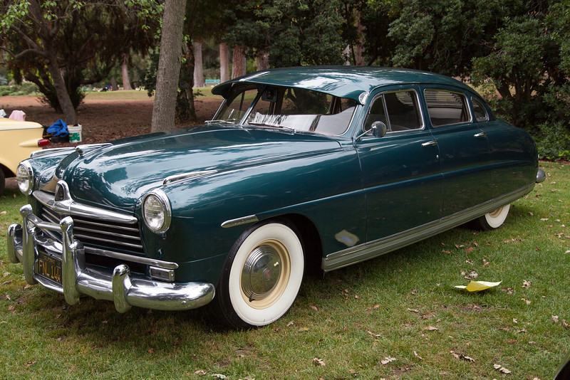 1949 Hudson Super 8 owned by C. Joel Shapiro