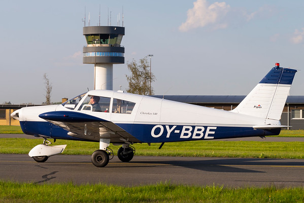 OY-BBE - Piper PA-28-140 Cherokee