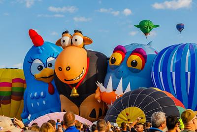 2015 Albuquerque International Balloon Fiesta