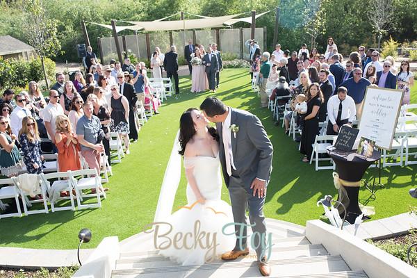 Kaylee & Alex Wedding 4.7.18 | Ceremony