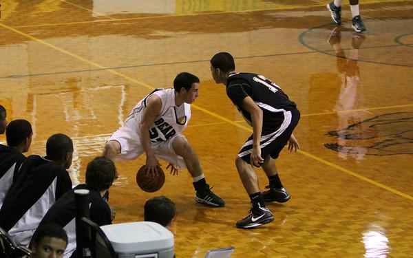 Basketball 08-09