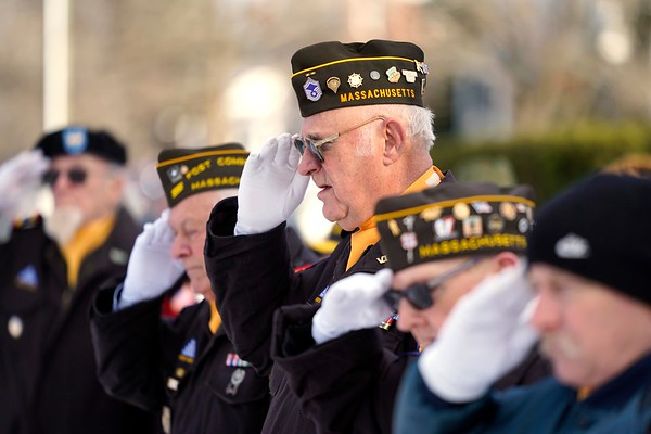 Pearl Harbor remembrance in Pittsfield - 120718