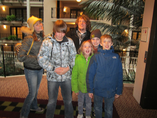 2011 Trip to St. Paul