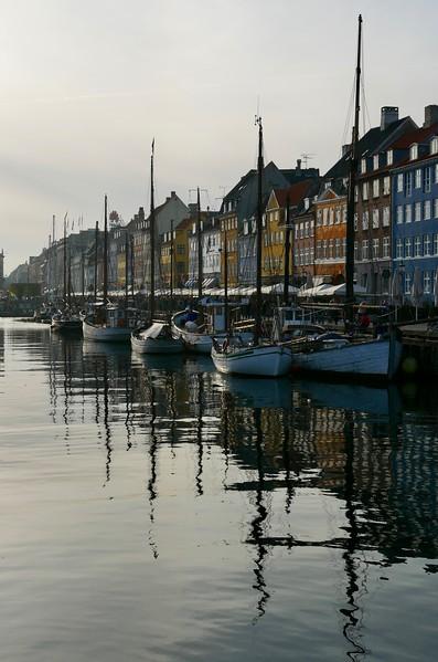 One last swing by Nyhavn