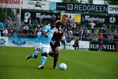22-07-2012 Sønderjyske - København AG