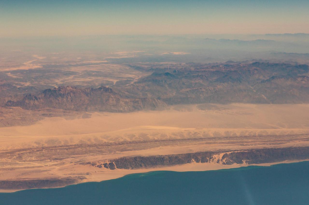 Egipt; Safari; Zatoka Sueska