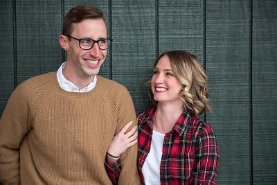 Sara and Josh's Engagements