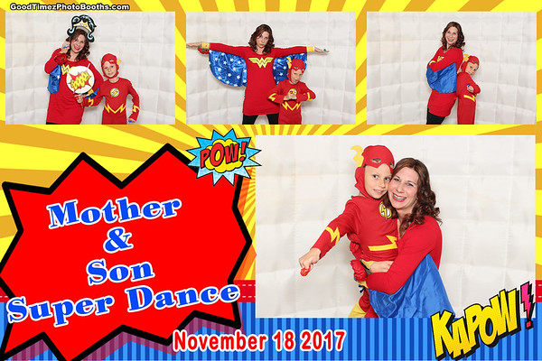 Mother Son Dance 2017