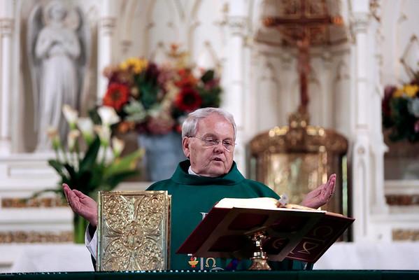 Fr. Gregory 40th Anniv.-092913