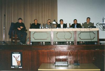 I Jornadas Sanlúcar de Barrameda 2002