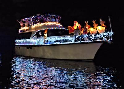 Boynton Boat Parade 2015 !