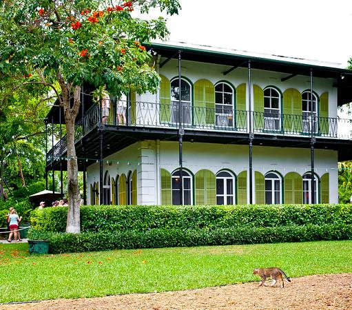 Hemingway House & Key West