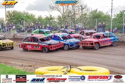 1300 Saloon Stockcars Midland Championship