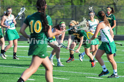 Girls JV: Loudoun Valley at Woodgrove Girls Lacrosse (5-7-2014 by Jeff Vennitti)