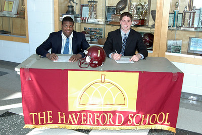 Football Signing Day
