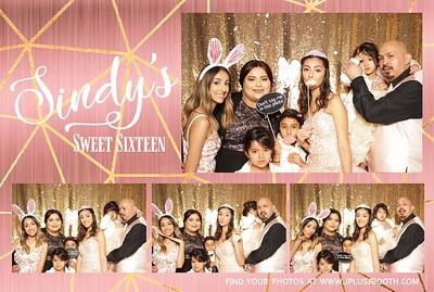 Sindy's Sweet Sixteen