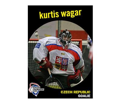 Kurtis Wagar TOPPS 1959 (WILC2011)
