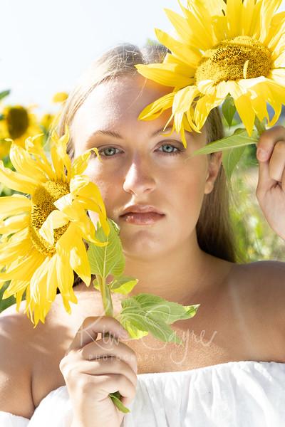 Natalie Sunflowers