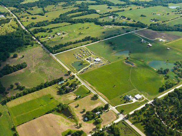 2010 Marshall Reunion Aerial Photos