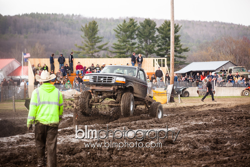 Vermonster 4x4 Spring Mud Fling - Sunday May 3, 2014