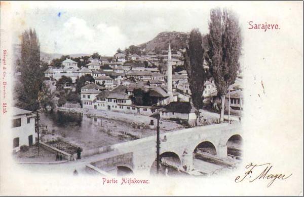 Šeher-Ćehajina ćuprija sagradjena je u 16. vijeku