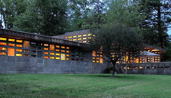 Historic Frank Lloyd Wright Home