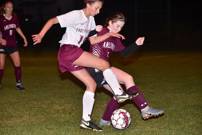 AMHS Girls Varsity Soccer vs Proctor I photos by Gary Baker