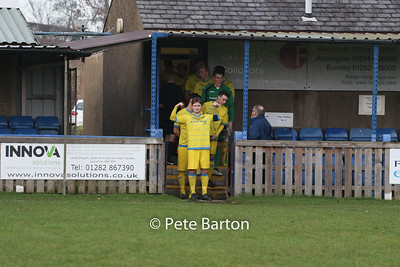 Barnoldswick Town 0 Ashton Athletic 0 - 17/12/16