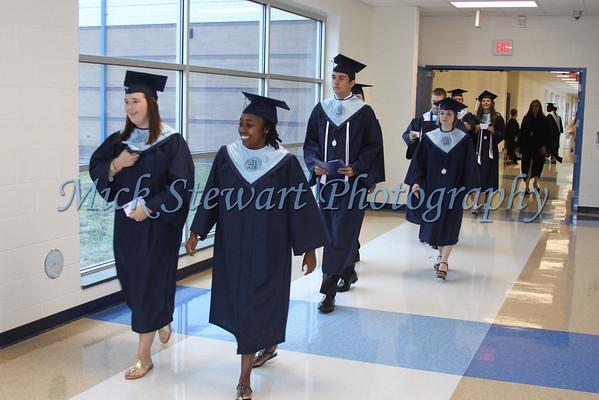 Cleveland High Graduation 2013