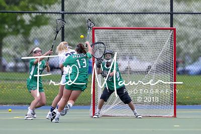 5/20/2018 NCAA Regional Final YCP Women's Lacrosse vs Middlebury