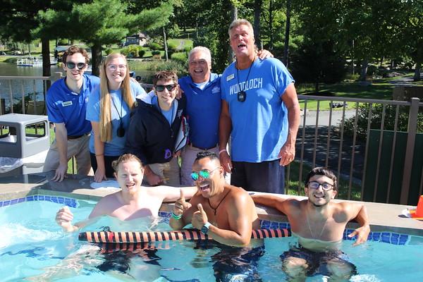 September 2 - Pool Games